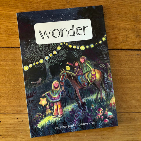 Wonder: Issue 9: Winter