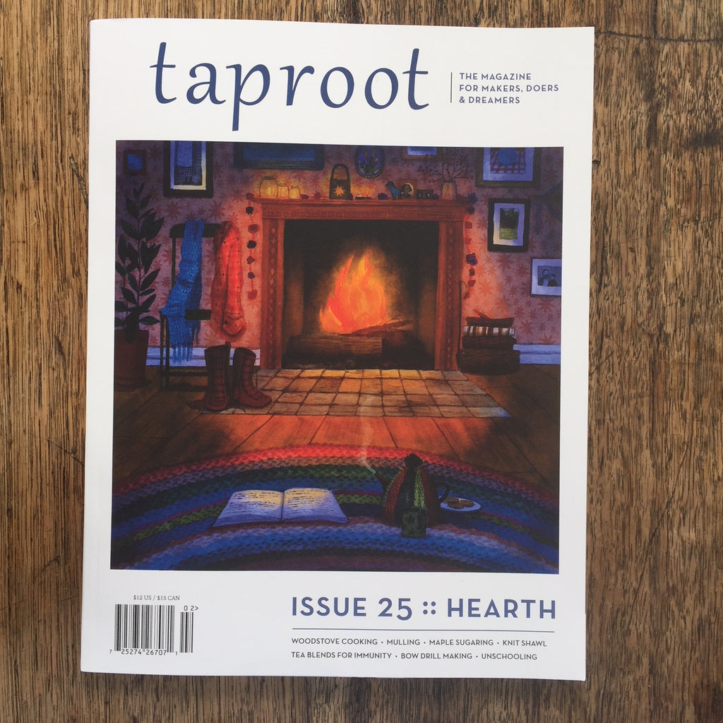 Taproot: Issue 25 :: HEARTH