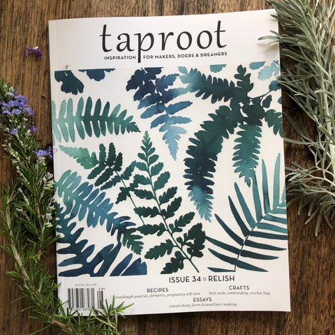Taproot: Issue 34 :: RELISH