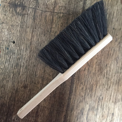 Hearth Brush - Plant Fibre
