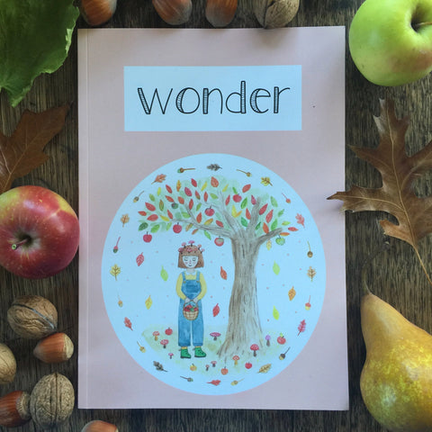 Wonder: Issue 4: Autumn