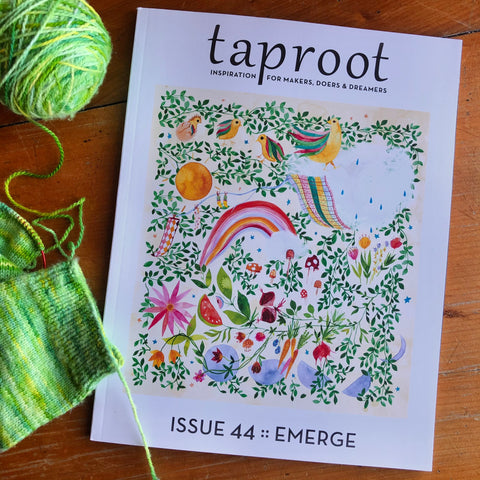 Taproot: Issue 44 :: EMERGE