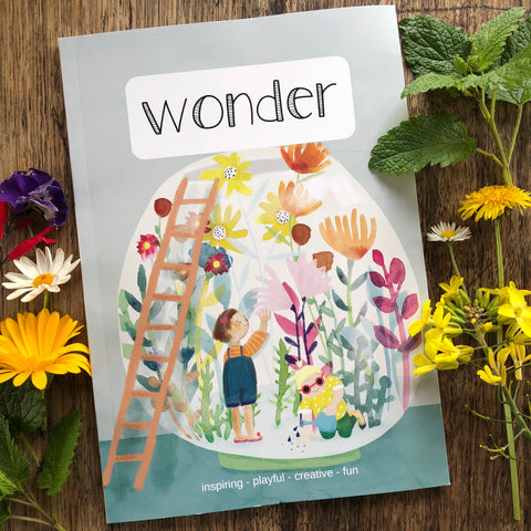 Wonder: Issue 10: Spring