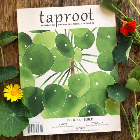 Taproot: Issue 35 :: BUILD