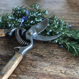 Wood Handled Secateurs