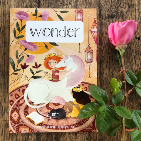 Wonder: Issue 11: Summer