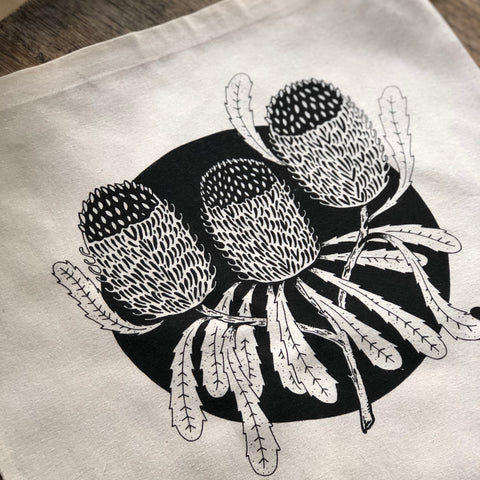 Banksia Tote