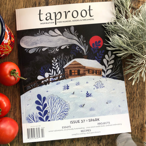 Taproot: Issue 37 :: SPARK