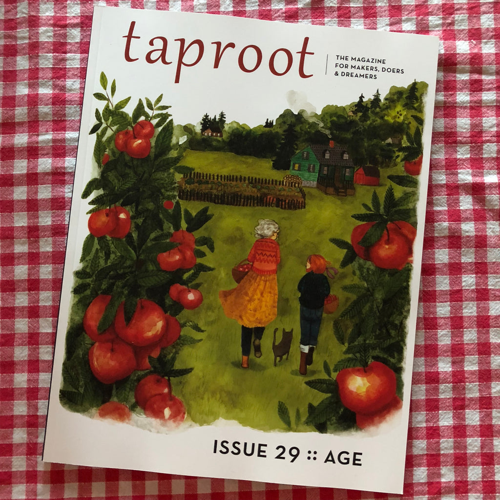 Taproot: Issue 29 :: AGE