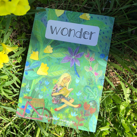 Wonder: Issue 5: Spring