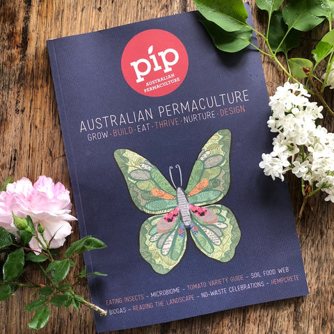 Pip - Australian Permaculture Magazine - Issue 12
