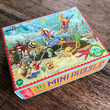 Miniature Puzzle - Finding Treasure - 36pcs
