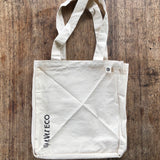 Organic Cotton Zero Waste Shopping Bag Kit