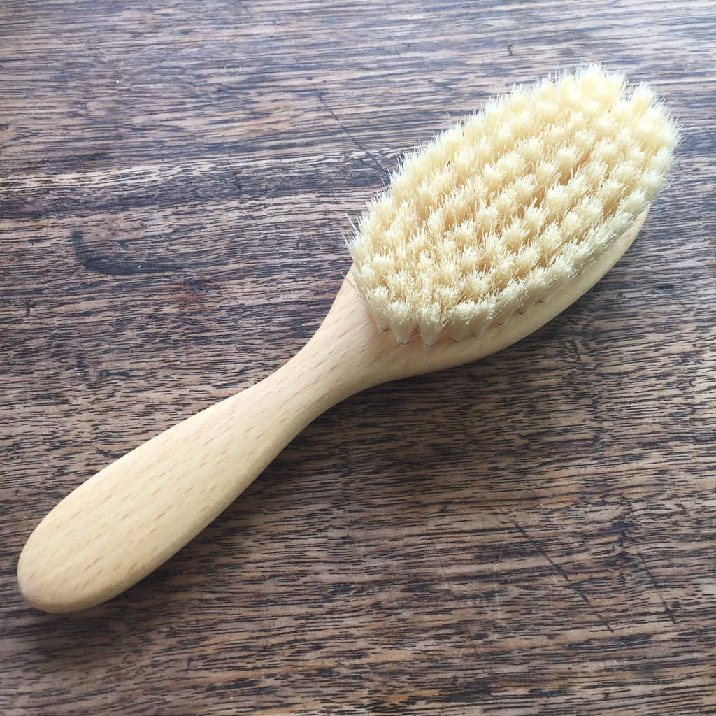 Child's Wooden Hair Brush