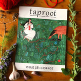 Taproot: Issue 38 :: FORAGE