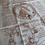 Tea Towel - Gorgeous Goats