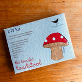 Sewing kit - The Terrific Toadstool