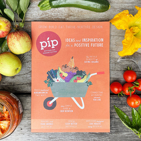 Pip Australian Permaculture Magazine - Issue 19