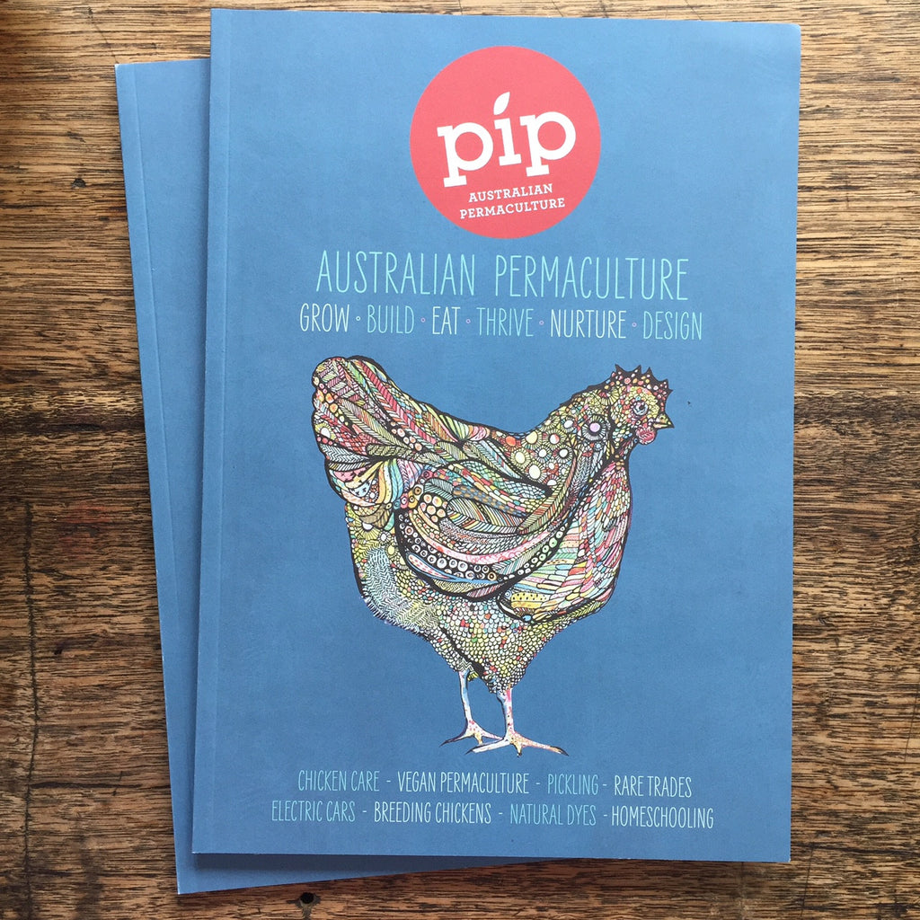 Pip Australian Permaculture Magazine - Issue 7