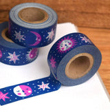 Sun and Moon Washi Tape - Phoebe Wahl