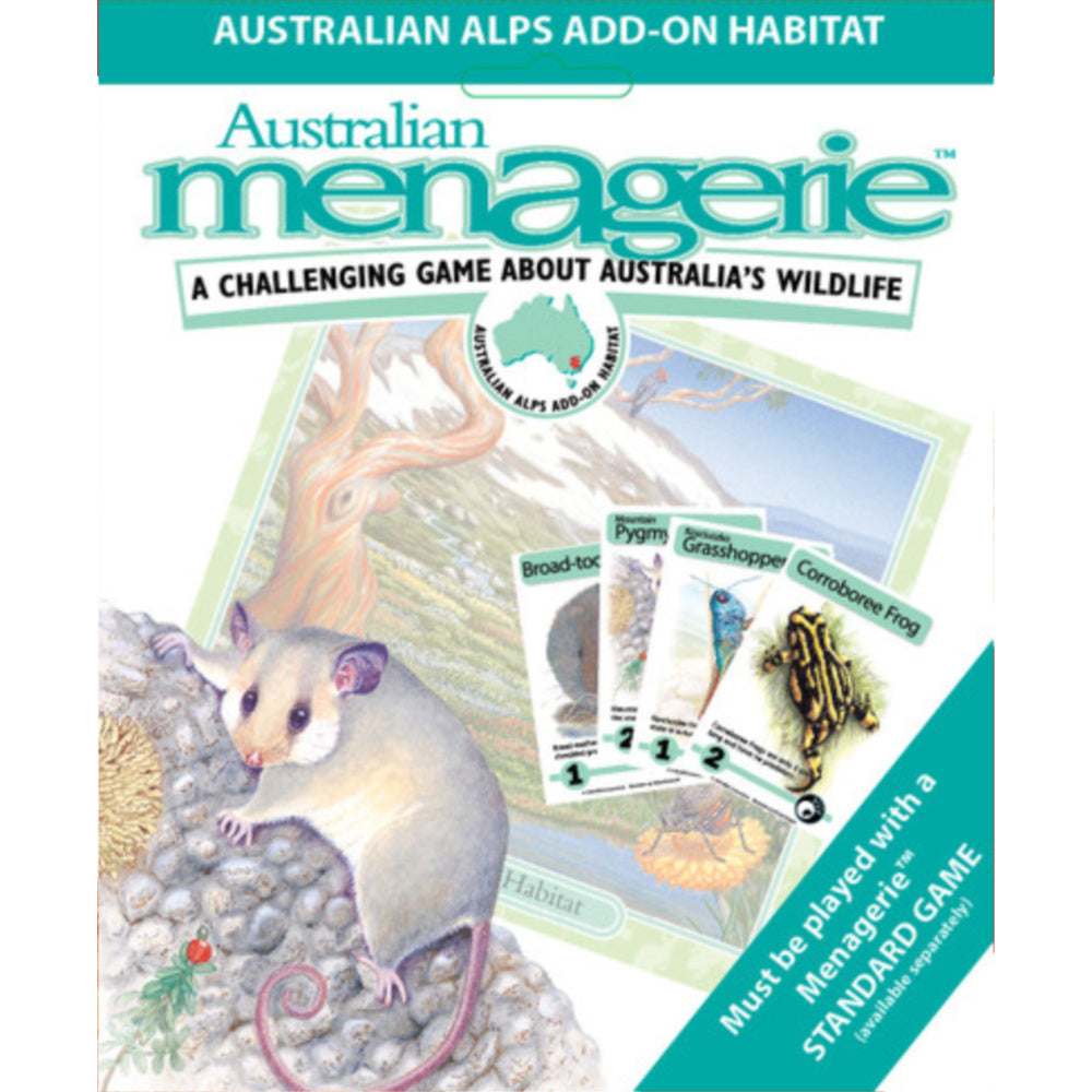 Australian Menagerie - Australian Alps Add-On