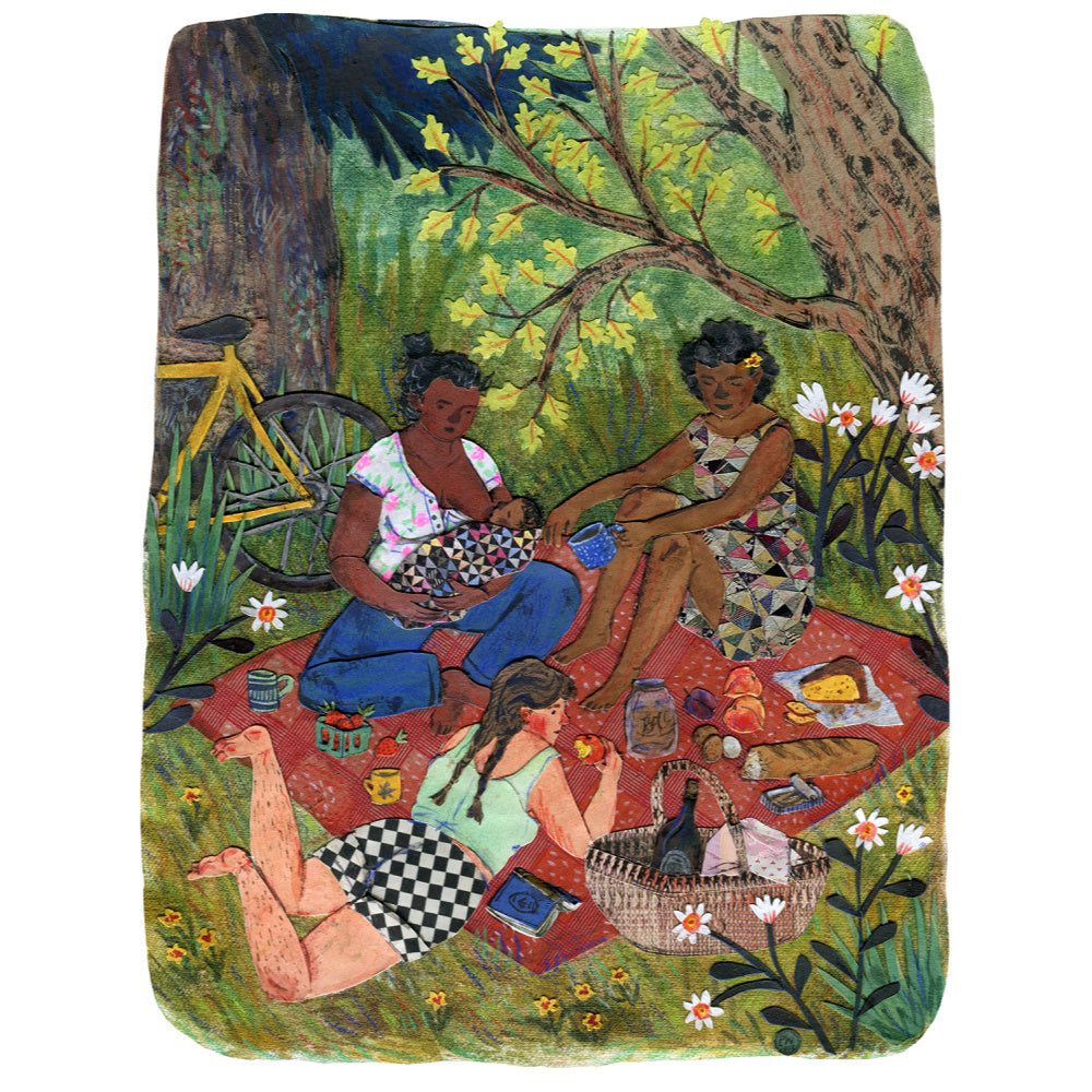 Phoebe Wahl - Picnic