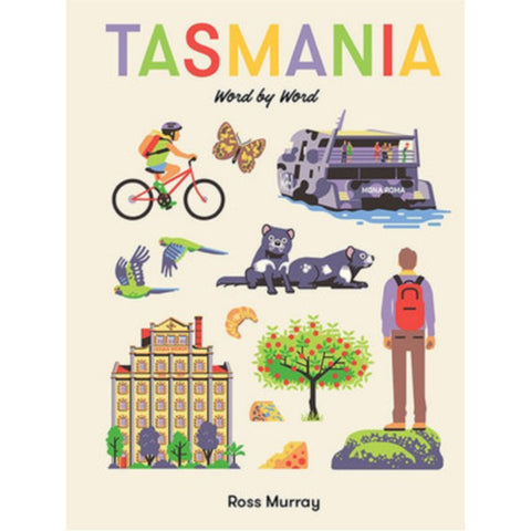 Tasmania: Word by Word - Board book