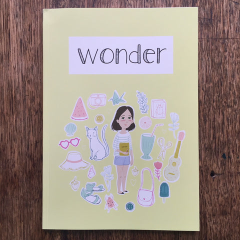 Wonder: Issue 3: Summer