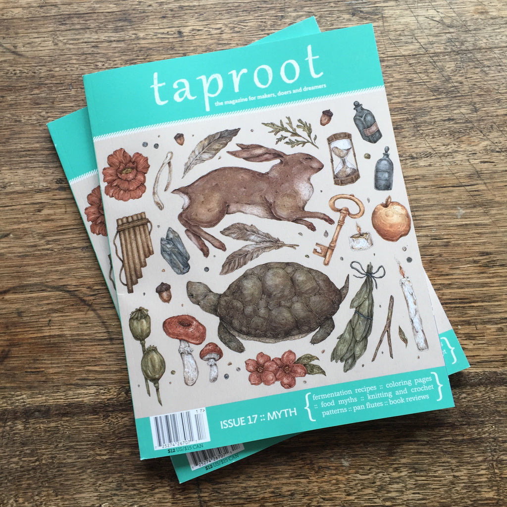 Taproot: Issue 17: MYTH