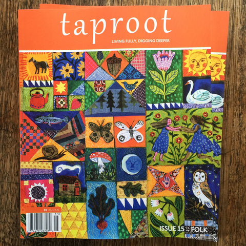 Taproot: Issue 15: Folk