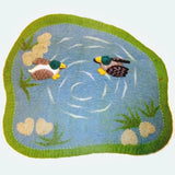Duck pond playmat