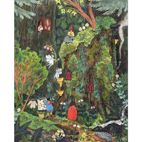 Phoebe Wahl - Gnome's Home