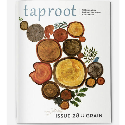 Taproot: Issue 28 :: GRAIN - Preorder!
