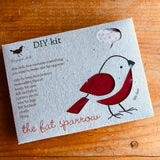 Sewing kit - The Fat Sparrow