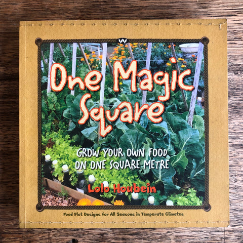 One Magic Square *pre-loved*