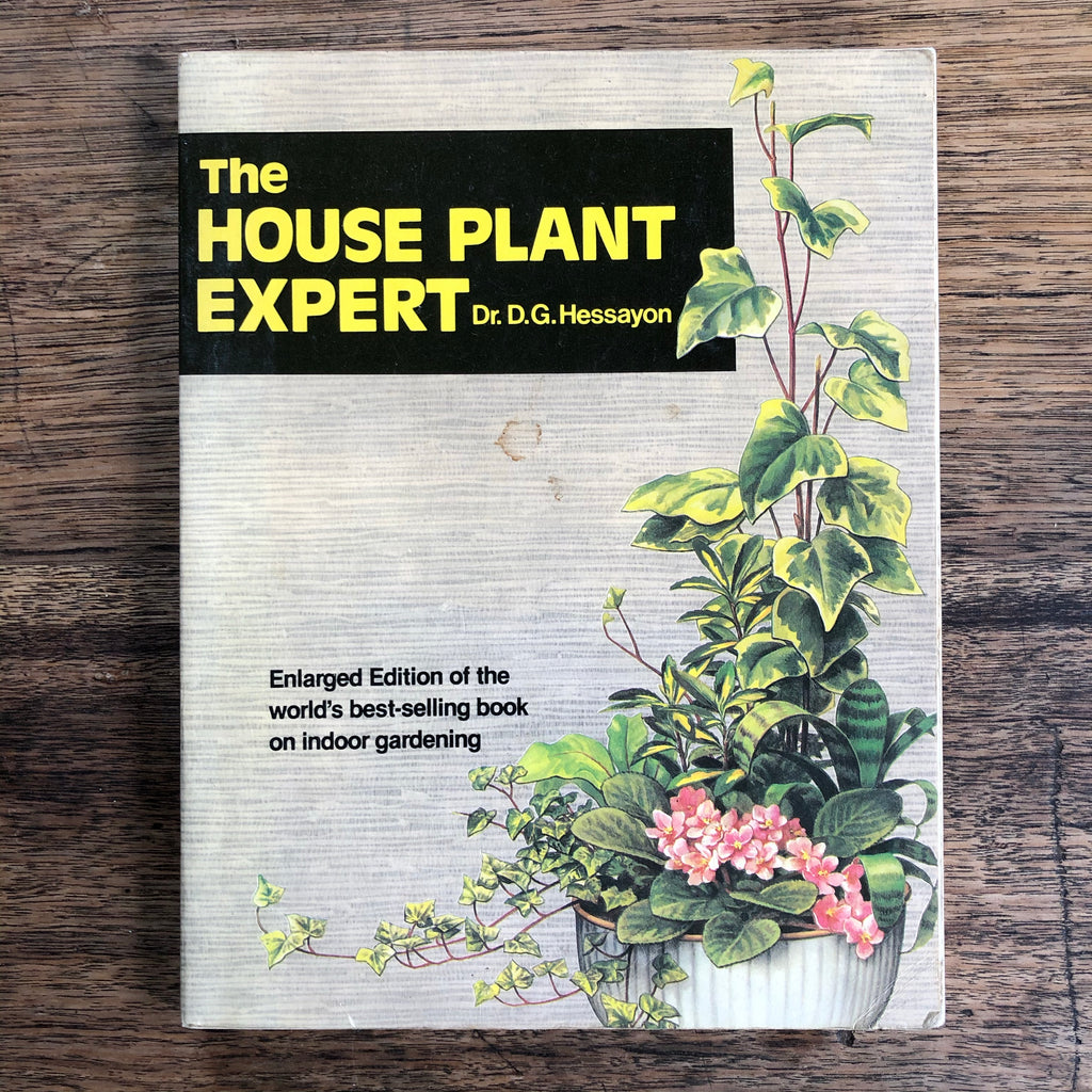 The House Plant Expert *pre-loved*