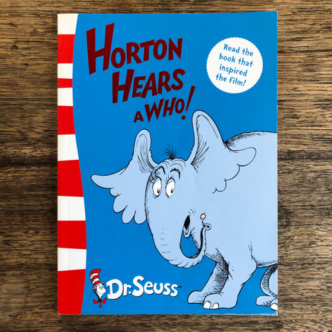 Horton Hears A Who! *pre-loved*