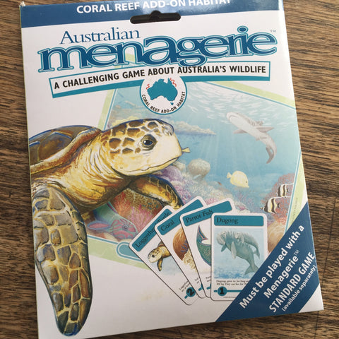Australian Menagerie - Coral Reef Add-On