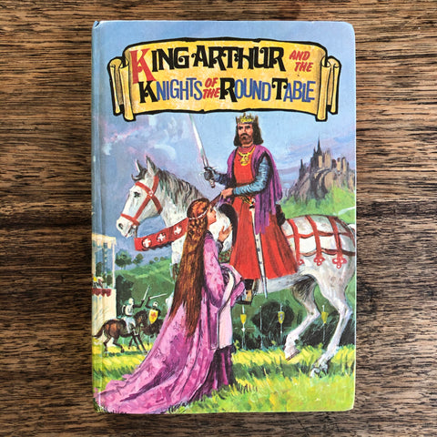 King Arthur and the Knights of the Round Table *pre-loved*