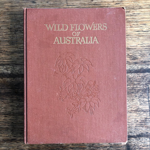 Wildflowers of Australia *pre-loved*