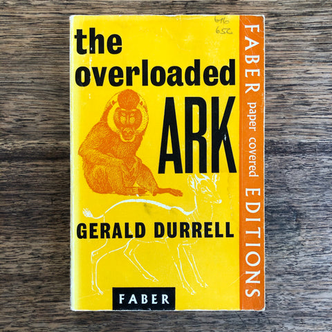 The Overloaded Ark *pre-loved*