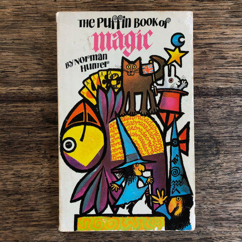 The Puffin Book of Magic *pre-loved*