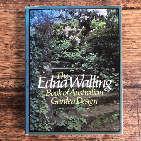 The Edna Walling Book of Australian Garden Design *pre-loved*