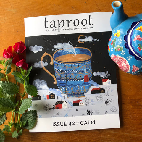 Taproot: Issue 42 :: CALM