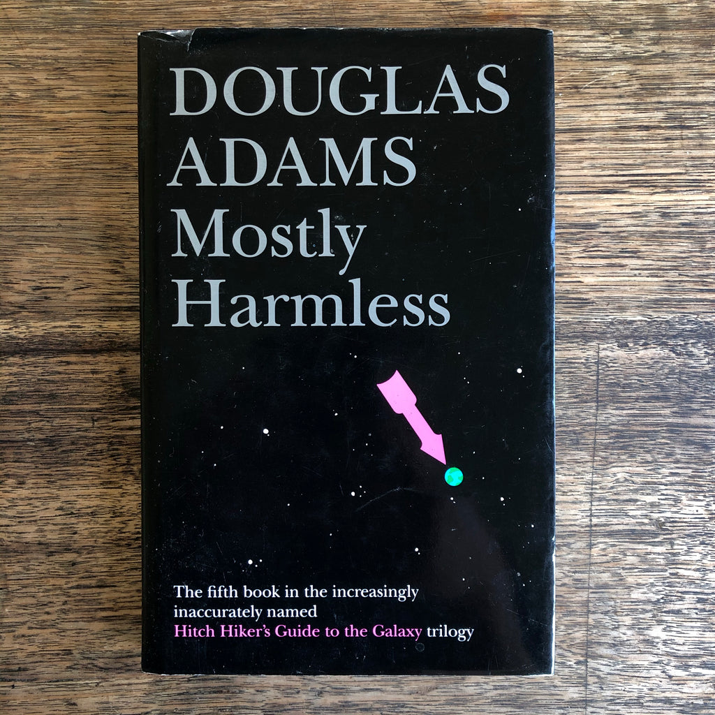 Mostly Harmless *pre-loved*