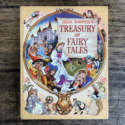 Treasury of Fairy Tales *pre-loved*