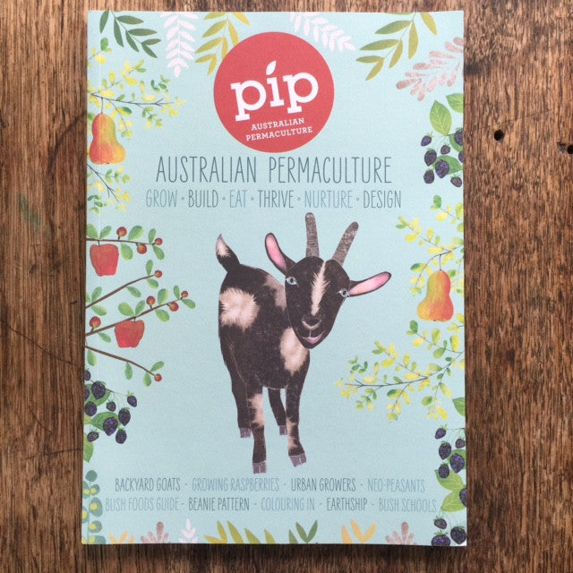 Pip Australian Permaculture Magazine: Issue 8