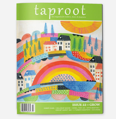Taproot: Issue 22:: GROW