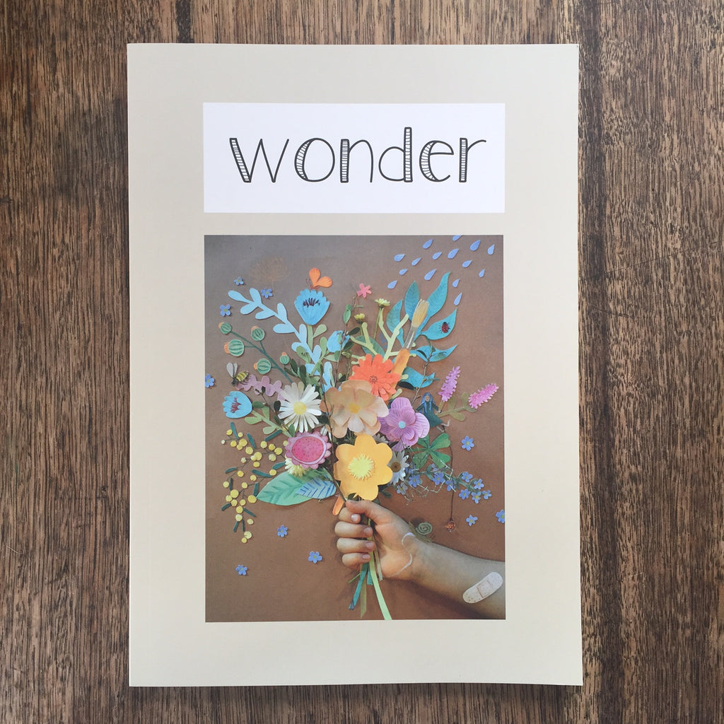 Wonder: Issue 2: Spring
