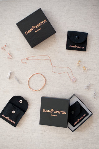 Emma Winston Floating Jewelry Boutique